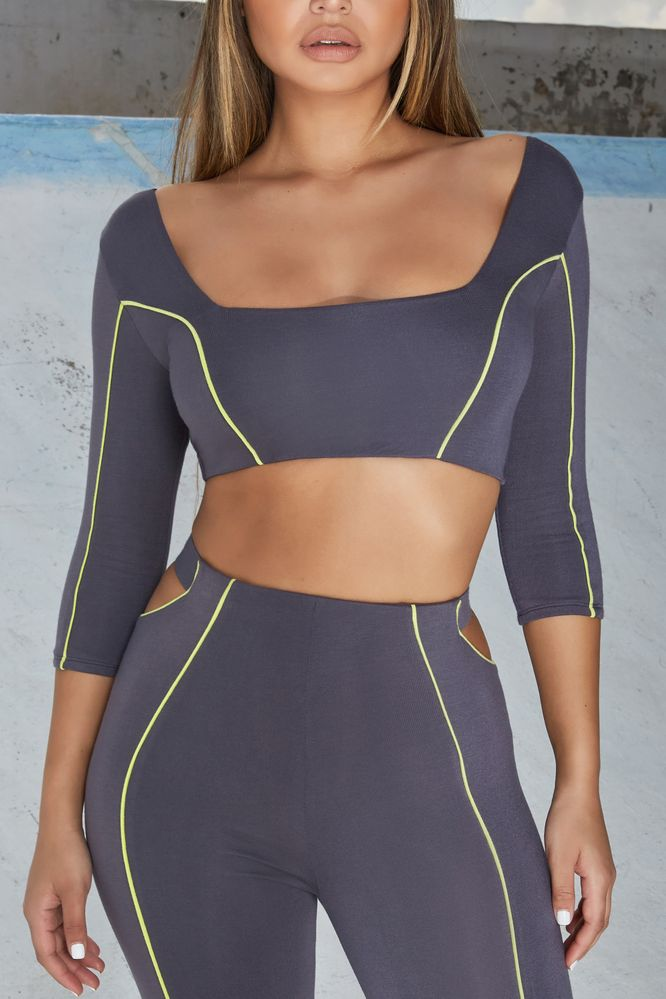 56e0df168873d Stay Cool. Square Neck Crop Top in ...